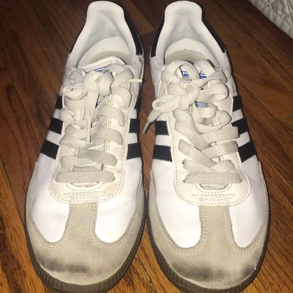 newest 12871 8ea10 order zapatillas adidas samba og zapatillas hombres tamaño 85 poshmark  ec7e6 62594